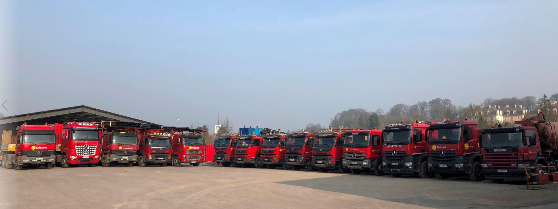 camions coquart